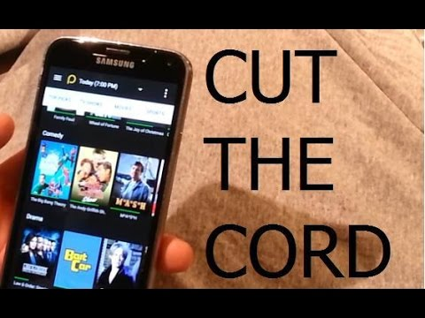 Use Phone for Antenna TV Watching:  Remote Control / TV Guide in One