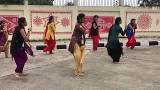 Swag Saha Nahi Jaye Dance| Happy Fir Bhag Jayegi |