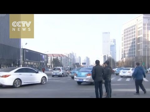 Progress on China's efforts to combat air pollution