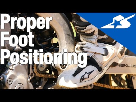 Proper Foot Positioning: Riding Tips with Jimmy Albertson