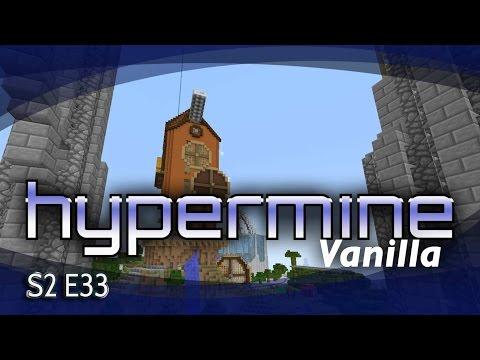 Minecraft - Hypermine Vanilla - S2 EP33 - Telescope!