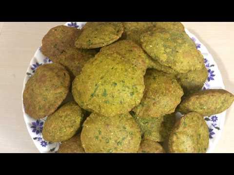 मेथी की खस्ता पूरी | How to make crispy methi puri | Sangita's Kitchen