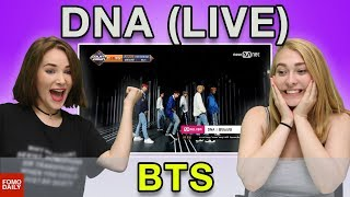 "BTS ""DNA"" M COUNTDOWN • Fomo Daily Reacts"