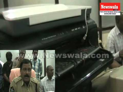 Fake Education Certificates racket busted Hyderabad Police