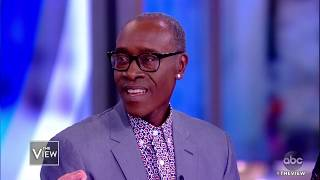 Don Cheadle And Regina Hall On New Show,