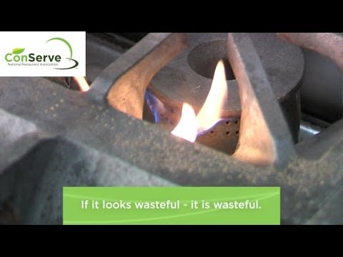 Maintain Burners and Pilot Lights