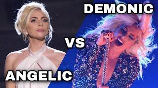 Lady Gaga - Angelic vs Demonic Vocals! (2020)
