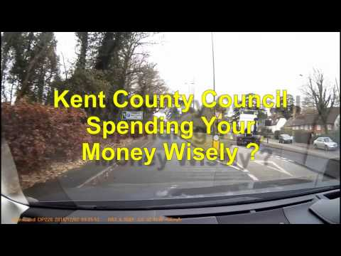 Kent County Council Wasting Tax Payers Money