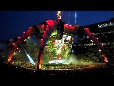 U2 / City of blinding lights (Snippet)