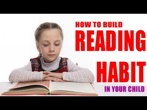 HOW TO BUILD READING HABIT IN YOUR CHILD (HINDI) IDEA #2
