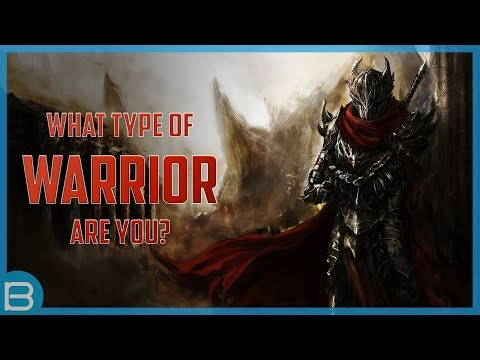 What Type Of Warrior Are You?