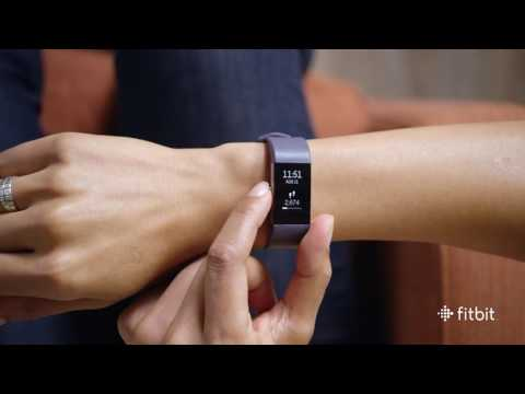 Fitbit Charge 2: How to Check Your Stats & Navigate the Display