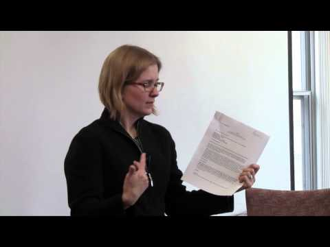Cover Letters for Social Workers, with Anna Haley-Lock, Ph.D.