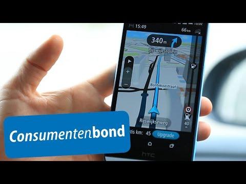 TomTom Go Mobile app - Review (Consumentenbond)