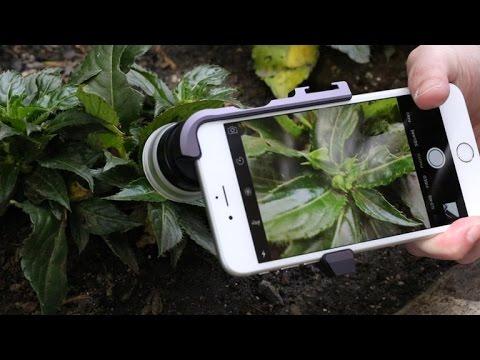 Zeiss' ExoLens lenses improve your iPhone's photos