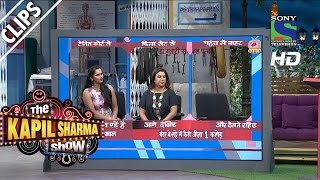 Meet the Nari Pidit Purush -The Kapil Sharma Show - Episode 14 - 5th June 2016