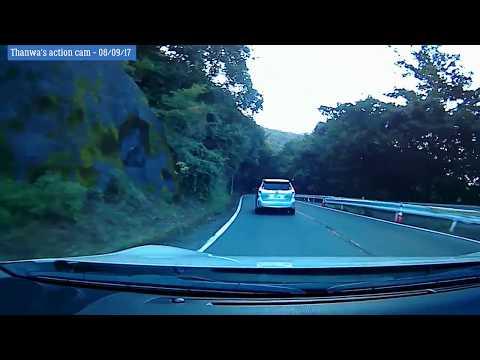 Toyota GT86 Downhill run on Mt. Haruna (Akina) IRL Initial D