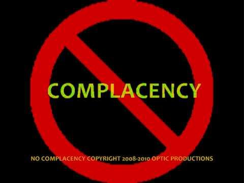 NO COMPLACENCY VIDEO 3: Electronic Bongos