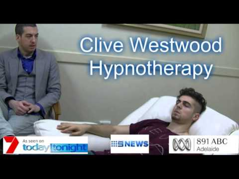 Inpotence & Premature Ejaculation Hypnosis Adelaide Clive Westwood
