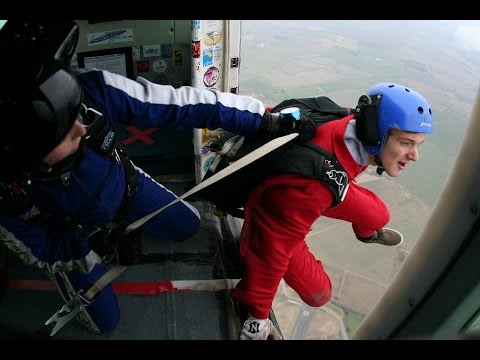 What is a RAPS Static Line skydive course?