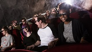 The First 4DX Cinema in London has Opened its Doors