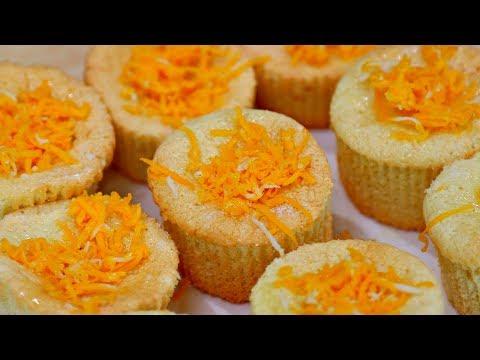 FILIPINO SPONGE CAKE - MAMON