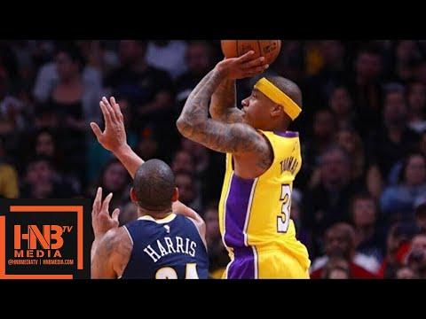 Los Angeles Lakers vs Denver Nuggets Full Game Highlights / March 9 / 2017-18 NBA Season