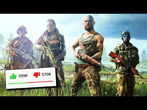 WHY is Everybody HATING on Battlefield V? (Battlefield 5 Controversy)