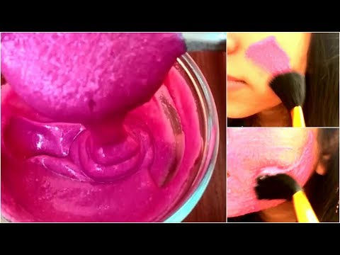 Beetroot Face Pack For Skin Glowing & Skin Whitening /World's best Skin whitening Face pack