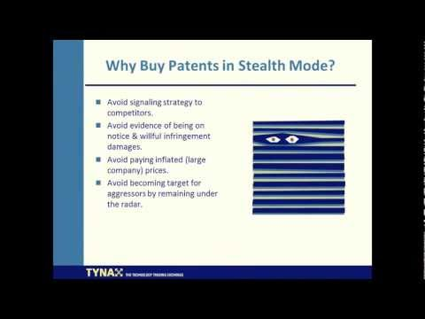 How to Find & Buy Quality Patents