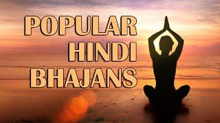 Popular Hindi Bhajans   Bhajans by Lata Mangeshkar, Jagjit Singh, Manna Dey