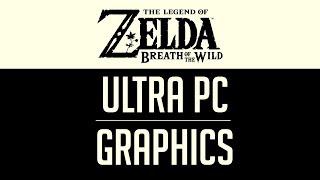 Cemu 1 11 2 | Perfect Visuals | Zelda Breath of the Wild