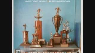 Jimmy Eat World - Bleed American (Lyrics)