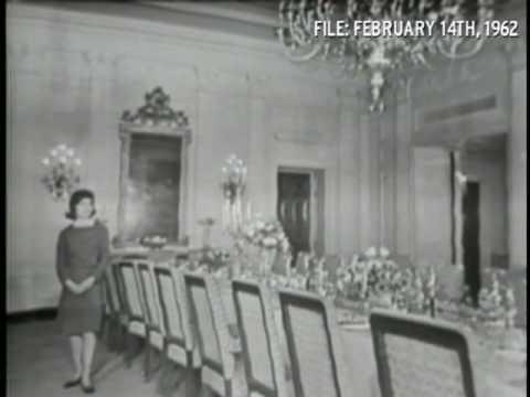 Jackie's White House Tour