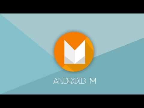 Novedades de Android Marshmallow 6.0