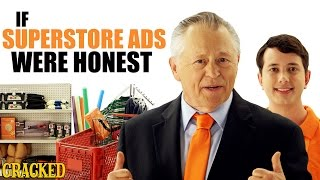 If Superstore Ads Were Honest - Honest Ads (Target, Walmart Parody)