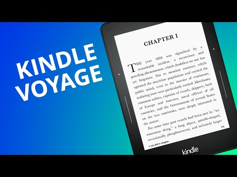 Kindle Voyage, o novo queridinho dos leitores de e-books [Análise]