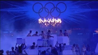 London 2012 Montage | Kate Bush - Running Up That Hill