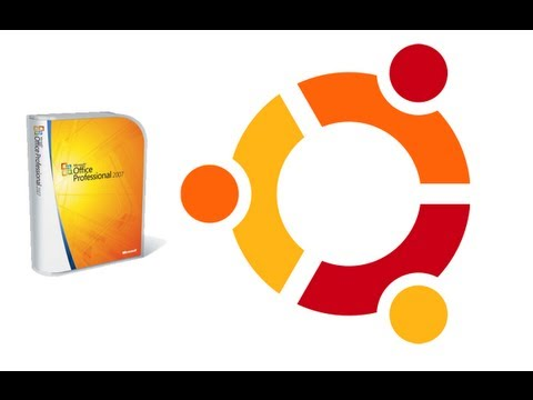 How to Install Microsoft Office 2007 on Ubuntu Linux