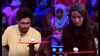 Minute to win it | Ep 28 - Contestants with full spirit | Mazhavil Manorama