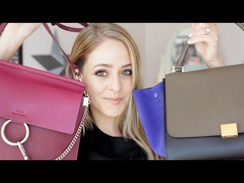 My Handbag Collection 2016 | Fleur De Force
