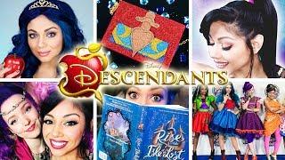 disney descendants makeup diy compilation charisma star