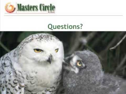 Ask Masters -- The Masters Circle -- Corporate Sponsorships