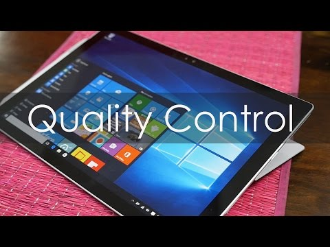 Issues with Microsoft Surface Pro 4 after using 3 different units