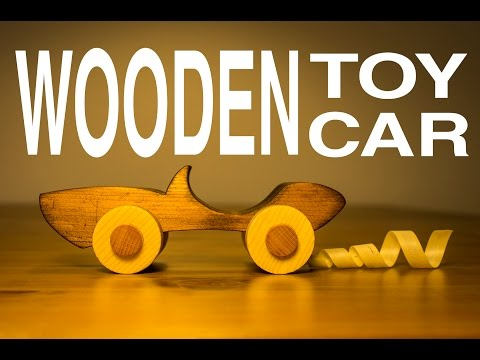 How to make Wood Toy Car