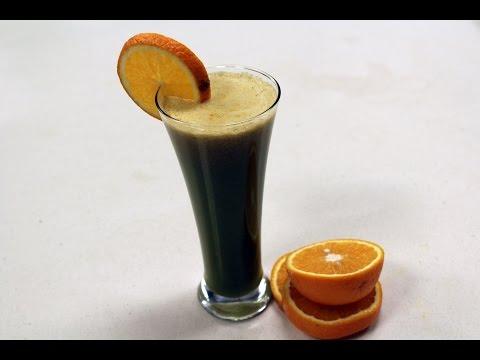 Breakfast Juice | Sanjeev Kapoor Khazana