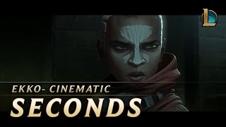 Ekko: Seconds | New Champion Teaser - League of Legends