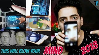 Top Technology To Be Used in Smartphones [2018]