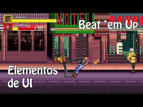 Tutorial Unity | Beat 'em Up: Elementos de UI