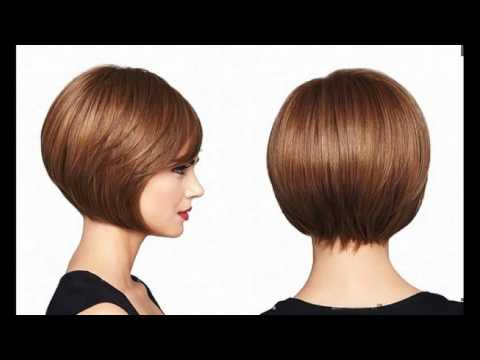 Short inverted bob haircut pictures